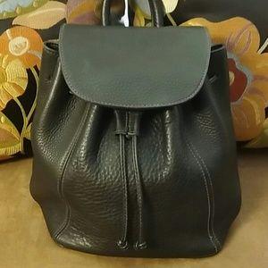 Vintage Coach Backpack Bag